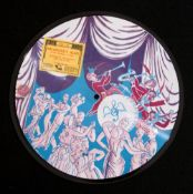 "Humphrey Lyttelton & His Band 'Melancholy Blues' Shellac 10"" 78 RPM picture disc."