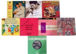 """Collection of 7"""" singles to include The Beatles 'Back in the U.S.S.R' and 'Do They Know It's"""