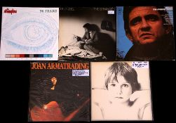 Collection of 30 mainly 1980's and 90's albums and singles including Amoco 'Renegades', Joan