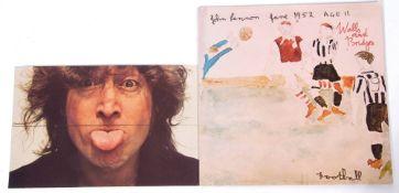 John Lennon 'Walls and Bridges' LP Vinyl.