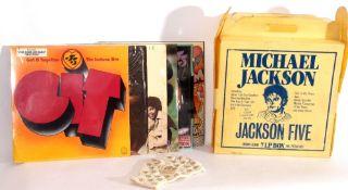 Michael Jackson 7LP boxset in carry case.