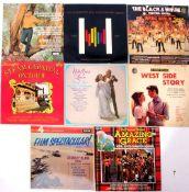 Collection of LP Vinyl