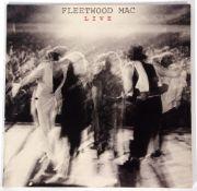 Fleetwood Mac 'Live' LP Vinyl
