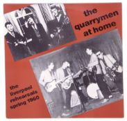 The quarrymen at home- the liverpool rehearsals spring 1960' LP Vinyl