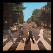 The Beatles 'Abbey Road' second pressing PCS 7088 EX/EX. Matrixes: YEX 750-1 YEX 749-2.
