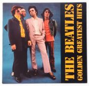 The Beatles Golden Greatest Hits' LP Vinyl.