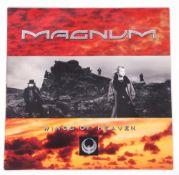 Magnum 'Wings of Heaven' LP Vinyl.