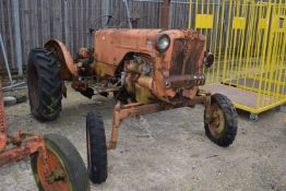 Allis Chalmers D-272 Tractor, barn find for restoration, supplied by JJ Wright, Dereham, Norfolk