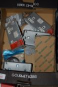 Box electrical components inc sockets