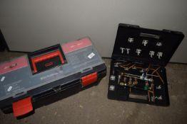 Oxy-acetylene kit