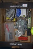 Misc parts and tools