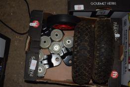 Box mixed wheels