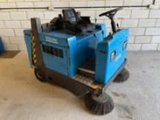 Diesel Sweeper, runs starts and drives (VAT on this lot)