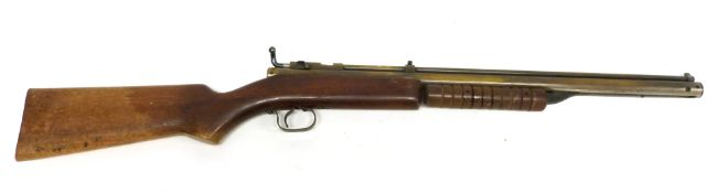 Benjamin Franklin model 312.22 air rifle