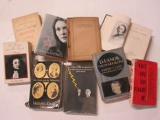 47: authors, bios and books on books 18 titles including JOURNALS OF FRANCIS PARKMAN + JOHN