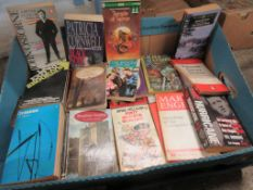 "Two boxes paperback ""Lucky Dip"" including Penguin, Puffin, Hippo + Pan publications etc"