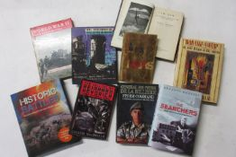 68: military interest,13 titles including GREAT COMMANDERS OF WORLD WAR II + HISTORICAL