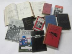 791a: One box early vintage travel interest, 6 titles including SOUTH AFRICA 1900 + A FIRST BOOK