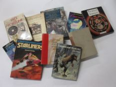 5: Box of Sci-fi/mystery/witchcraft etc 9 titles