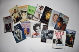 51: 14 titles: entertainment stars, bios and auto-bios including PATRICIA NEAL, BARRY HUMPHRIES,