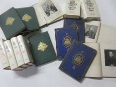 14: Mixed sets including KARL MARX AND FREDERICK ENGELS COLLECTED WORKS, 6 vols + THE LIFE AND TIMES
