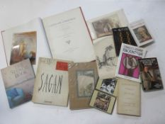 817a: One box: art interest including C T NEWTON: THE CASTELLANI COLLECTION..., 1874 + ONE HUNDRED