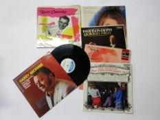 8 LPS including SID LAWRENCE WITH THE GLENN MILLER SOUND + RUSS CONWAY + HARRY SECOMBE, THE
