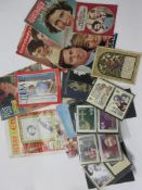 803: Box of Royalty interest including VICTORIA'S SIXTY YEARS A QUEEN plus books, mags,