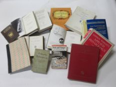 89: One box: mixed, mainly medical including APPLIED PHYSIOLOGY AND MEDICINE ETC, 12 titles