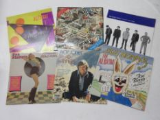 795i: 7 LPS including JIVE BUNNY: JIVE BUNNY AND THE MASTER MIXES + SEX PISTOLS: FLOGGING A DEAD