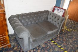 Two-seater settee