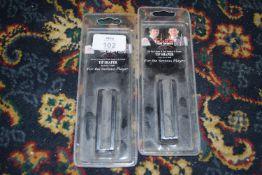 Pair of tip sharpeners