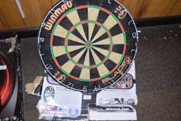 Blade 4 dartboard