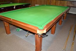 Riley full size snooker table