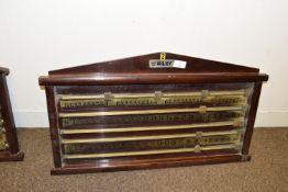 Riley score board, width 70cm