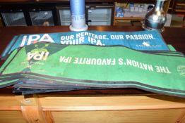 Quantity of beer mats