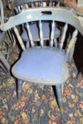 Cushioned dining chair x 3