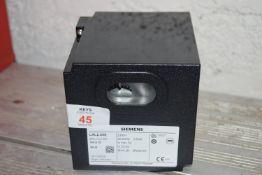 Burner control box LAL 2.25