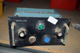 Tempo 1001 discharge unit spares or repairs