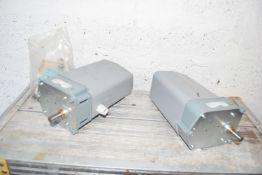 Servo motor Crouzet 886145 (without brake)