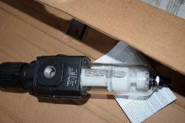 Norgren filter regulator x 2