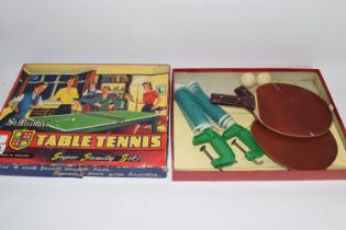 TABLE TENNIS SET DESIGNED BY ST MICHAEL