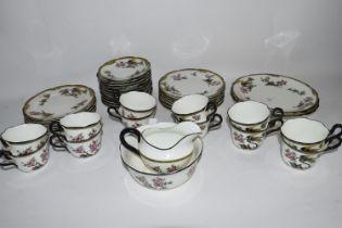 PART TEA SET BY COLLINGWOOD