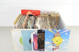 BOX OF RECORDS, MAINLY 45RPM, POP MUSIC