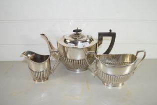 PLATED TEA SET