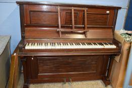 VINTAGE MORTON BROS UPRIGHT PIANO