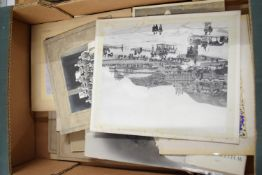 PHOTOGRAPHS, MAINLY LATE VICTORIAN, SOME MILITARY