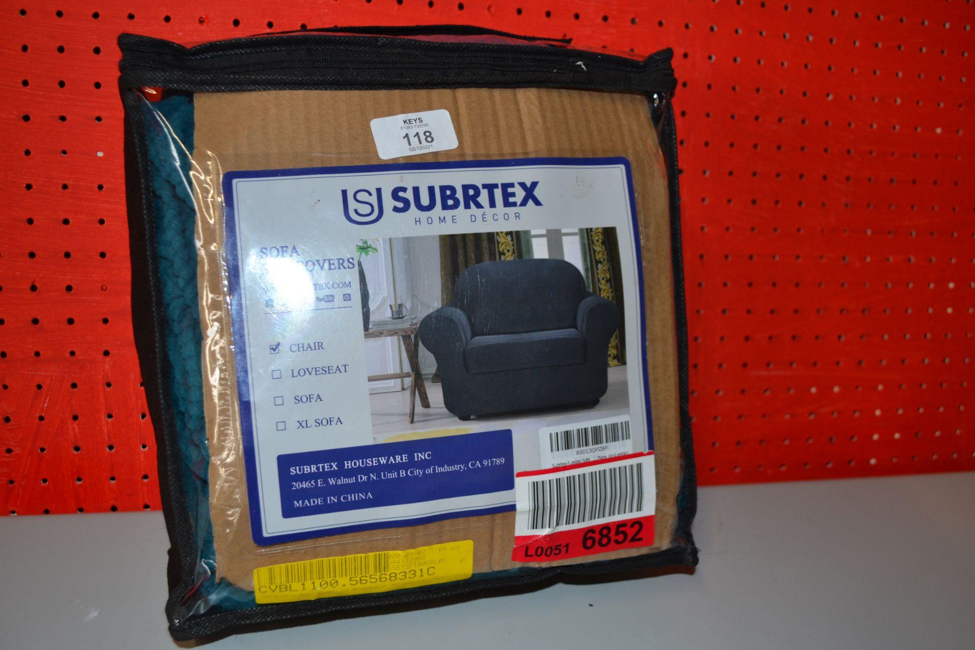 SUBRTEX CHAIR SLIP COVER