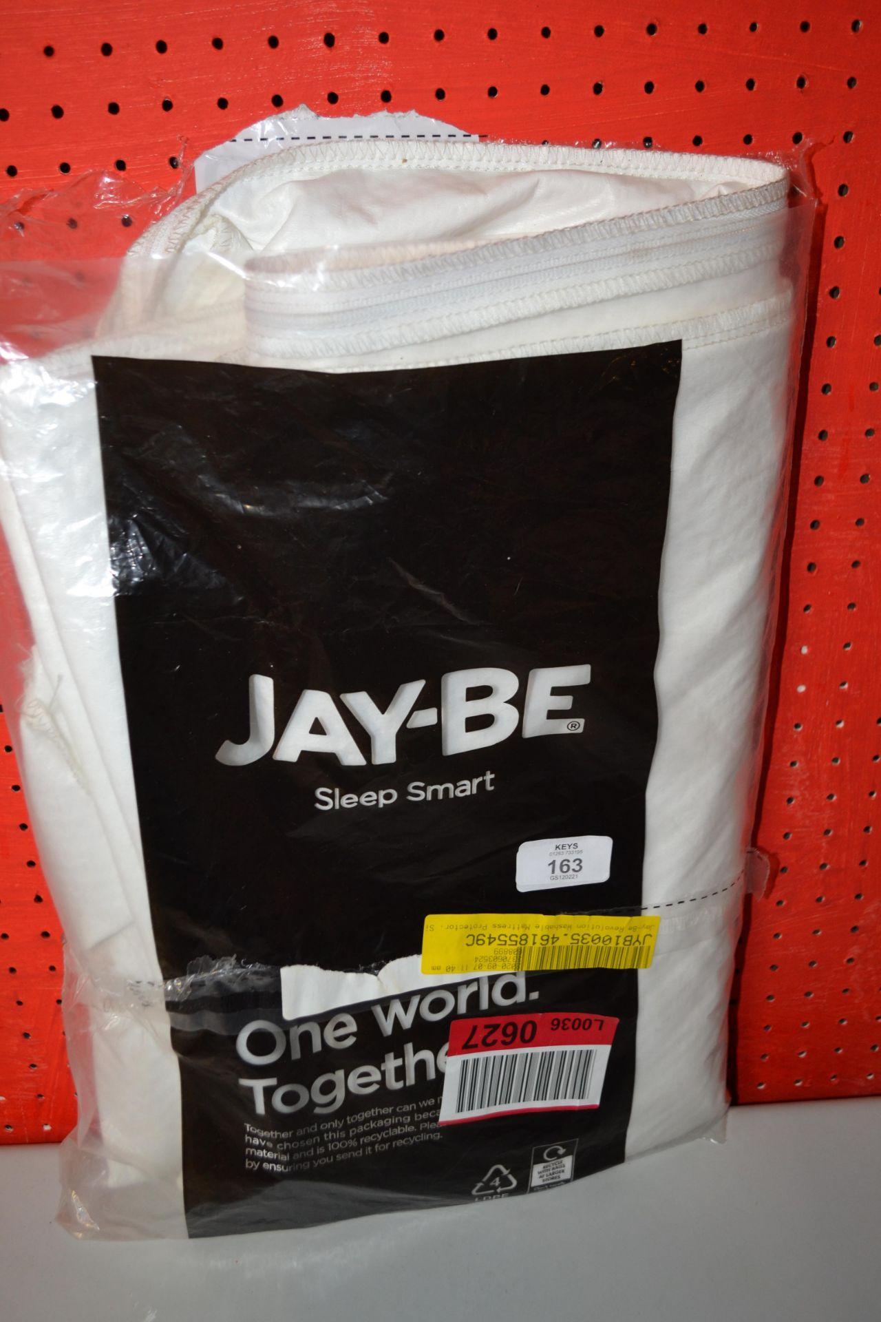 JAY-BE REVOLUTION WASHABLE MATTRESS PROTECTOR