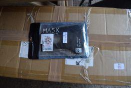 BOX OF UNUSED FACE MASKS
